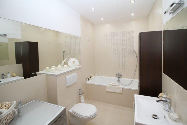 TOP-Einrichtung für das Badezimmer