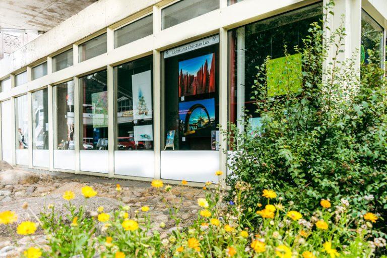 """""""Mut[h] zur Kunst"""" füllt leere Schaufenster in der Kieler Innenstadt mit Leben"""